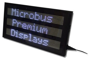 LED skylt inomhus informationsdisplay