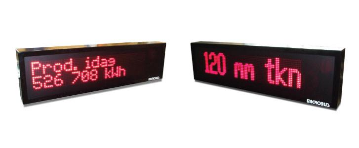 LED displayer för utomhusbruk