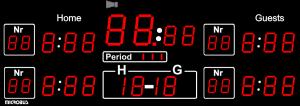 Microbus LED matchur Ishockey3200(19)