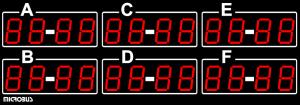 Microbus LED matchur OtherGames 99-230