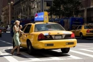 Taxi-skylt (2)