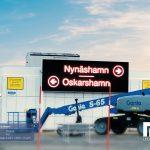 Destination Gotland 2 - Infoskylt P16