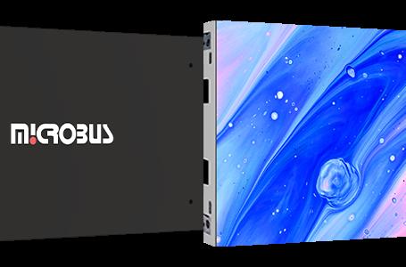 "Microbus videoWALL produktbild 65"""