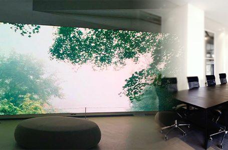 Storbildsskärm Konferensrum Videovägg