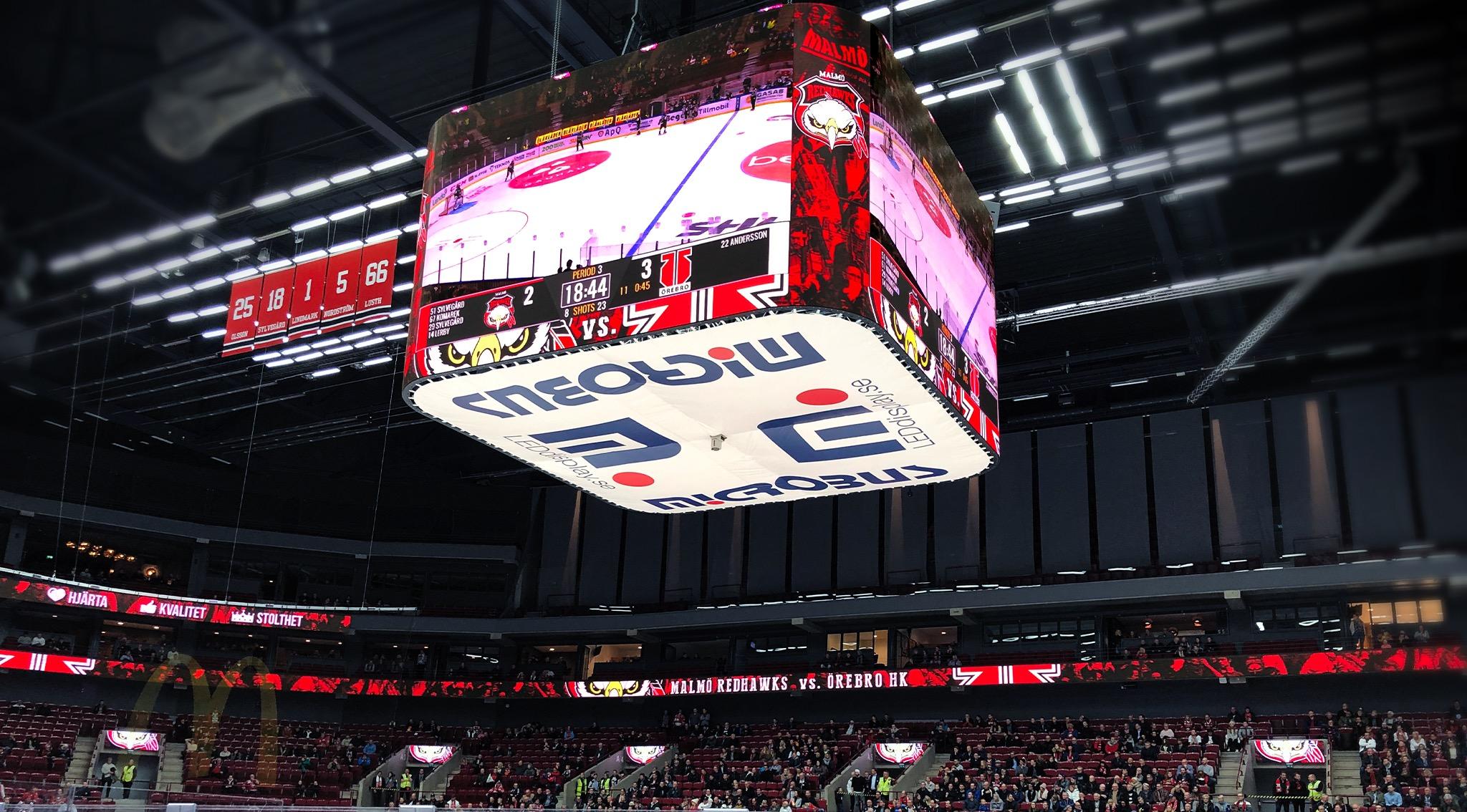 Mediakub Malmö Arena